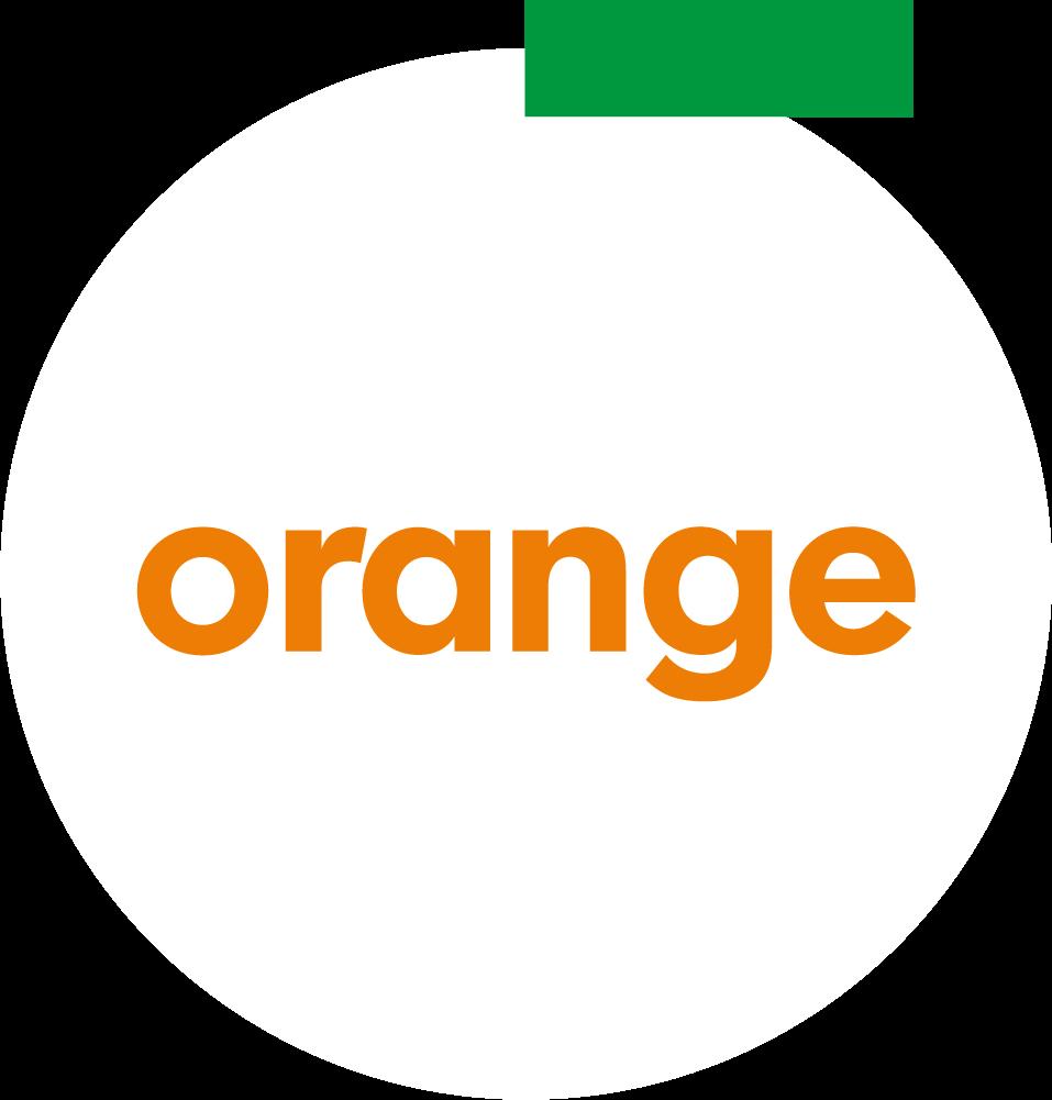 logo app orange
